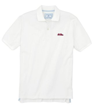 Southern Tide Ole Miss Gameday Polo Shirt
