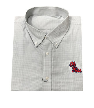 Southern Collegiate Ole Miss Dress Shirt