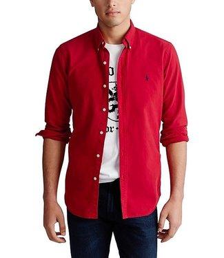 Polo Ralph Lauren Solid Garment-Dye Oxford Shirt