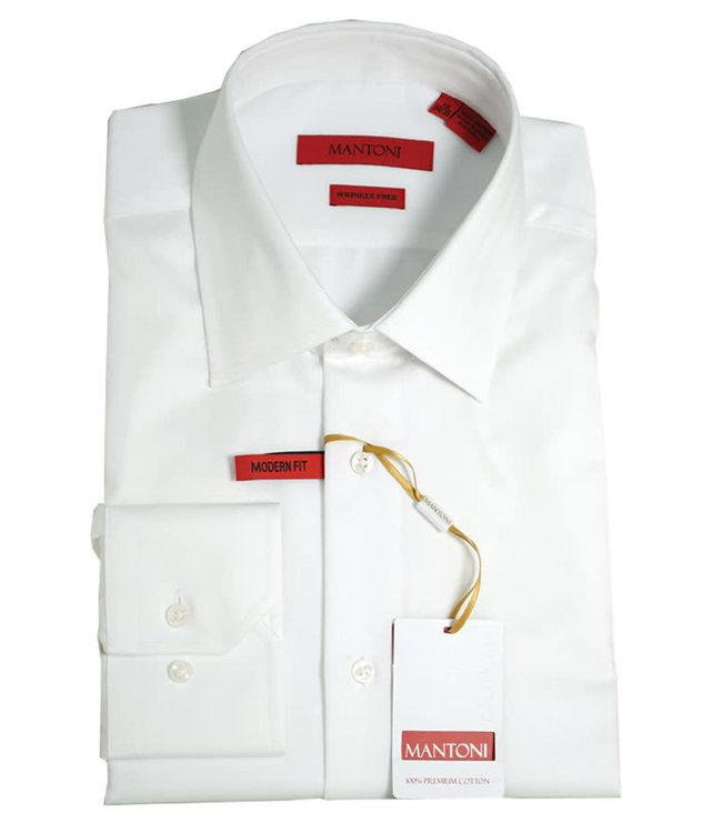 Mantoni Modern Fit Dress Shirt