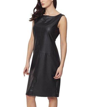 Isle Faux Leather Dress