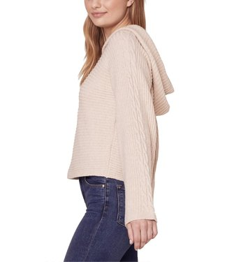 BB Dakota Knock on Hood(ed) Sweater