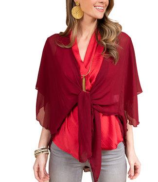 Aunt Wanda Convertible Kimono