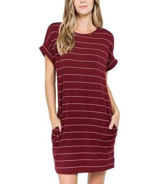 Caramela Stripe Dress