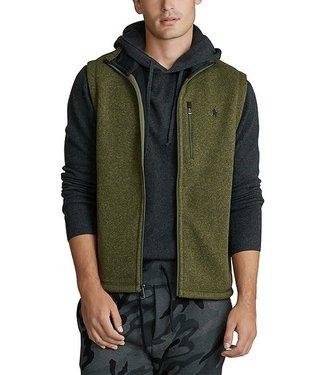 Polo Ralph Lauren Full Zip Sweater Fleece Vest