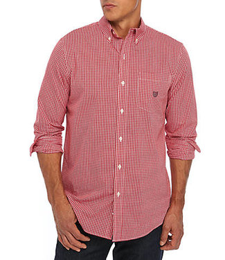 Chaps Classic Fit Stretch Easy Care Oxford