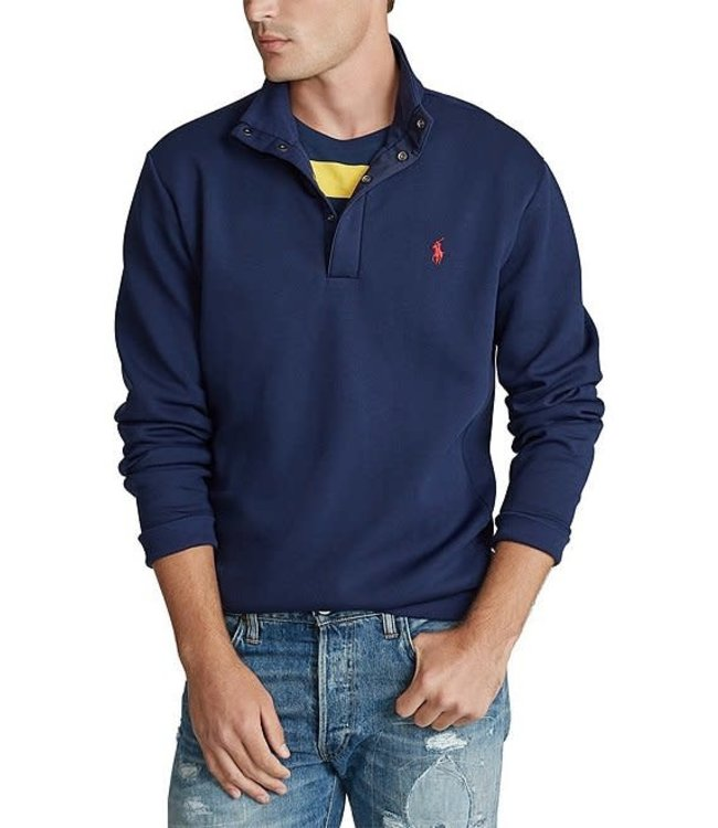 Polo Ralph Lauren Double-Knit Tech Pullover