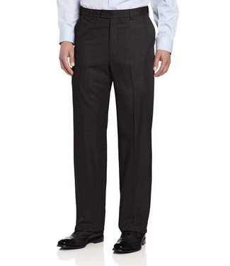 Ascott Browne Flat Front Wool Blend Pants