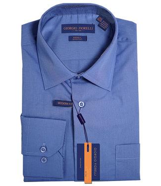 Giorgio Fiorelli Modern Fit Spread Collar Dress Shirt