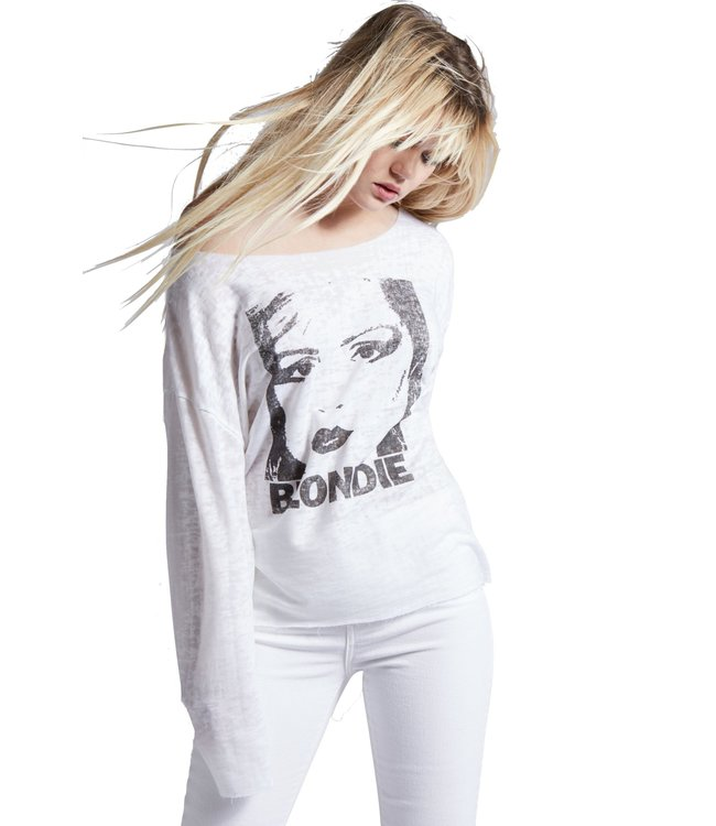 Recycled Karma Blondie Tee