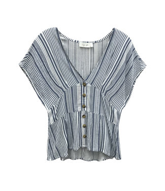 RD Style Stripe Top