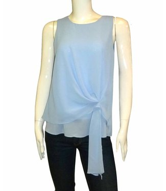 KLD Draped Sleeveless Top
