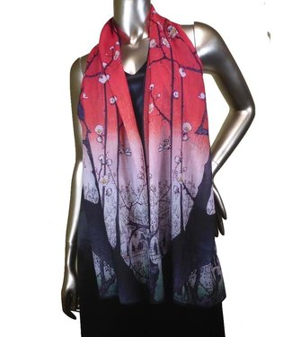 Cocoon House Wool Scarf