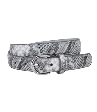 Most Wanted Snakeskin Belt