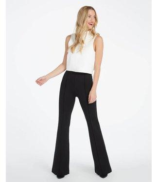 Spanx Perfect Black Pants, Hi-Rise Flare