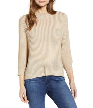 RD Style Ribbed Sweater