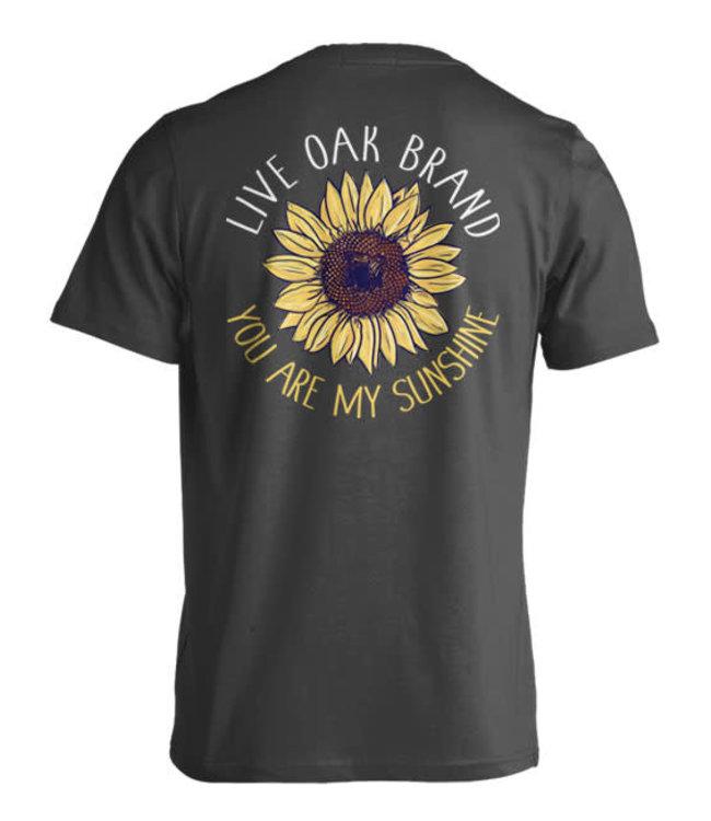 Live Oak Sunflower T-Shirt