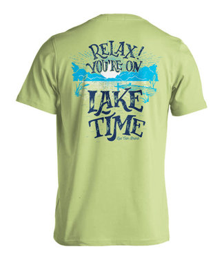 Live Oak Relax Lake Time Tee