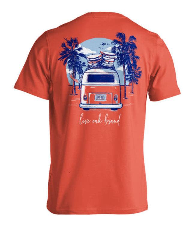 Live Oak Surf Van T-Shirt