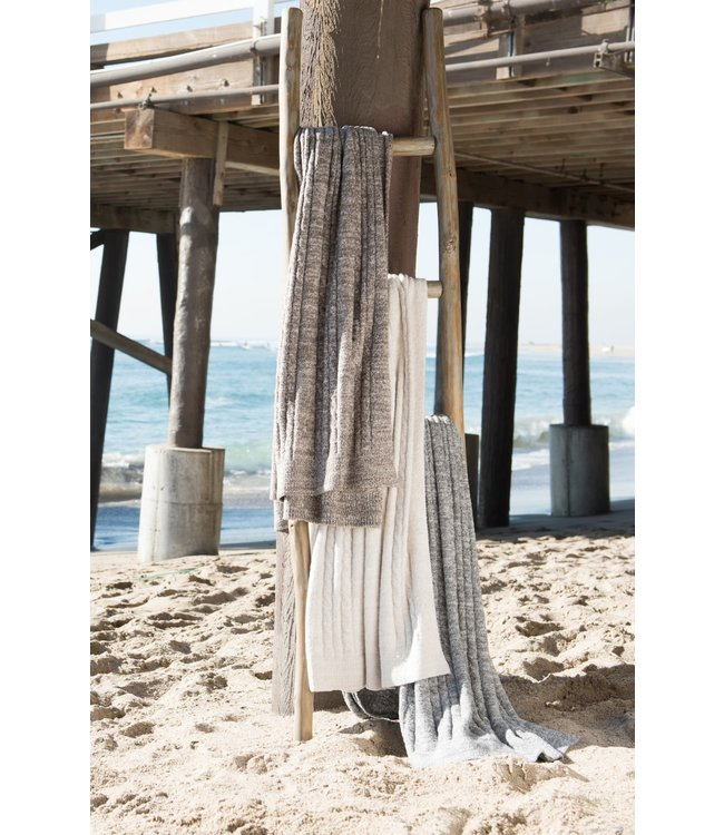 Barefoot Dreams CozyChic Lite Cable Blanket