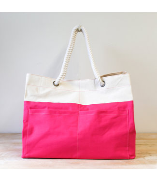 Royal Standard Canvas Beach Tote