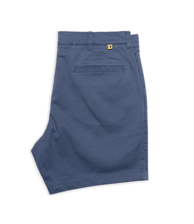 "Duck Head 7"" Gold School Chino Short"