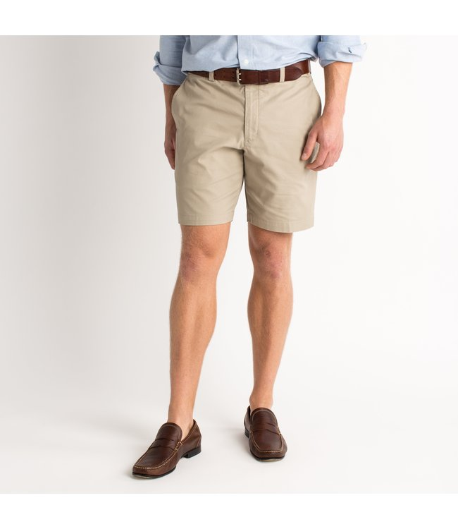 "Duck Head 8"" Green Badge Chino Short"