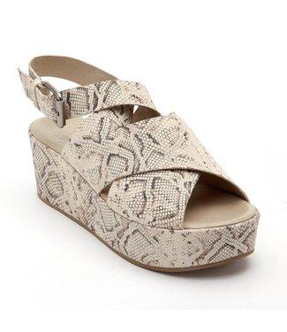 Matisse Runaway Wedge Sandal