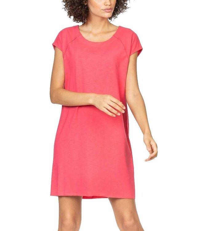 Lilla P Jewel Neck Dress