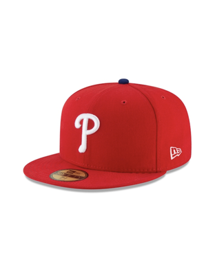 New Era Philadelphia Phillies New Era 59Fifty Fitted Cap
