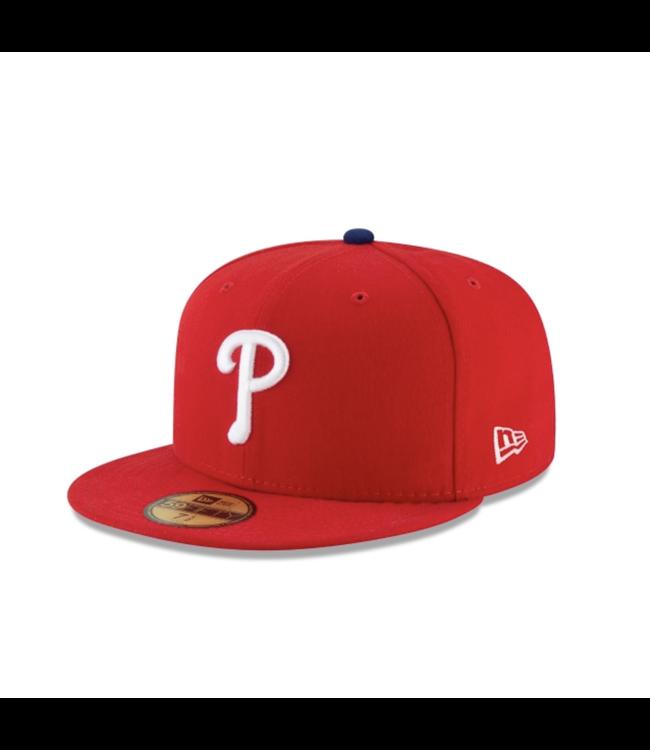 New Era Philadelphia Phillies New Era 59Fifty Fitted Cap