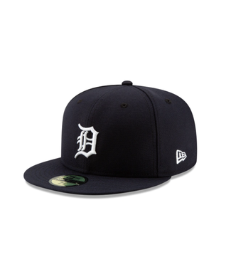 New Era Detroit Tigers New Era 59Fifty Fitted Cap