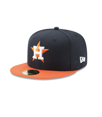 New Era Houston Astros New Era 59Fifty Fitted Cap
