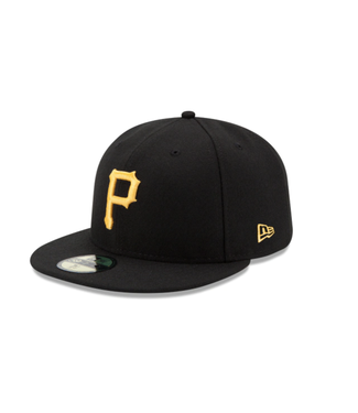 New Era Pittsburgh Pirates New Era 59Fifty Fitted Cap