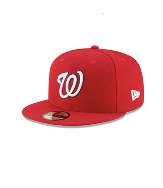 New Era Washington Nationals New Era 59Fifty Fitted Hat