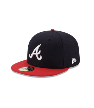 New Era Atlanta Braves New Era 59Fifty Fitted Cap