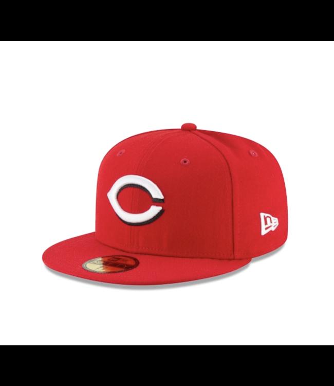 New Era Cincinnati Reds New Era 59Fifty Fitted Cap