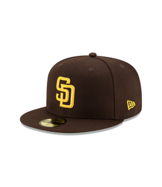 New Era San Diego Padres New Era 59Fifty Fitted Cap