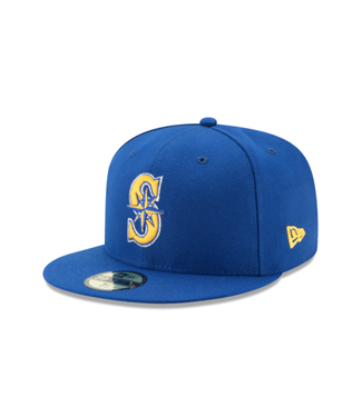 New Era Seattle Mariners New Era 59Fifty Fitted Cap