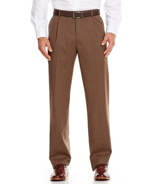 Hart Schaffner Marx Pleated Chicago Pants