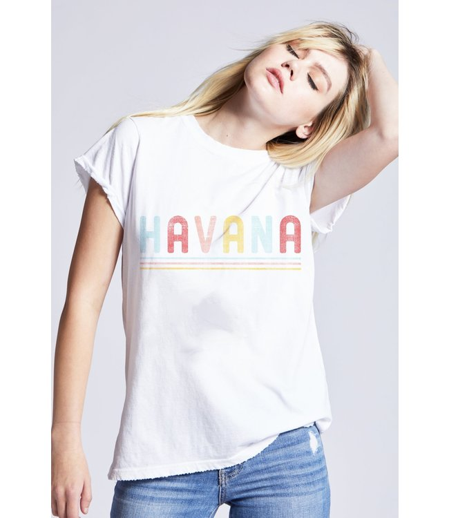 Recycled Karma Havana Graphic Tee