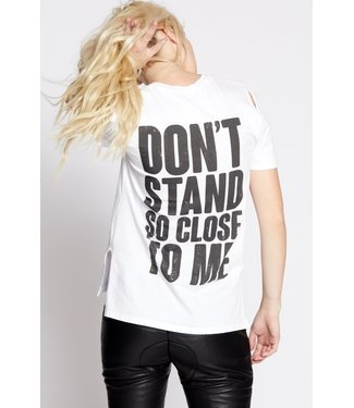 Recycled Karma The Police Don't Stand So Close Tee