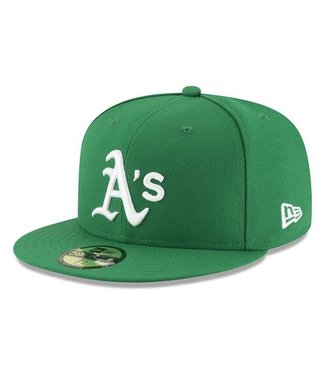 New Era Oakland A's New Era 59Fifty Fitted Cap