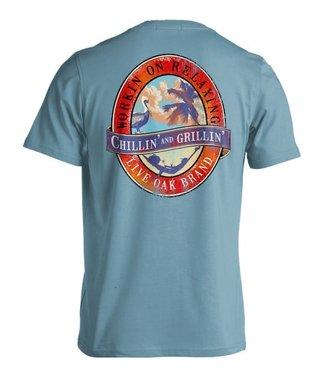Live Oak Chillin and Grillin T-Shirt