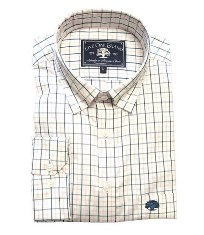 Live Oak Carolina Plaid Sport Shirt