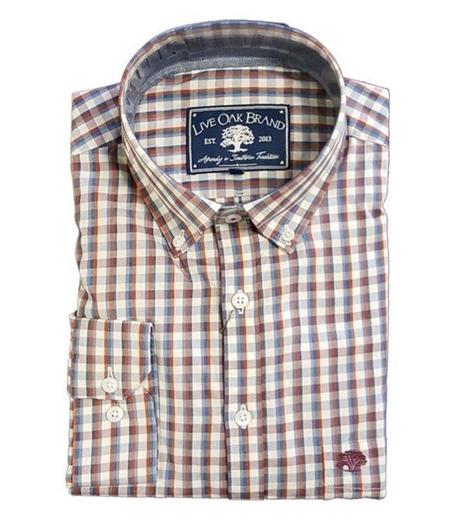 Live Oak Poplin Sport Shirt