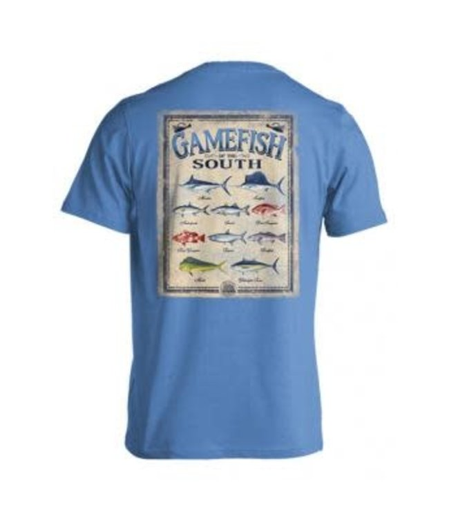 Live Oak Gamefish of the South T-Shirt
