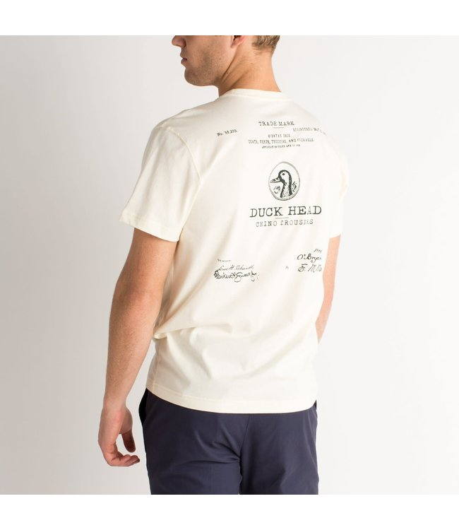 Duck Head Duck Head Trademark T-Shirt