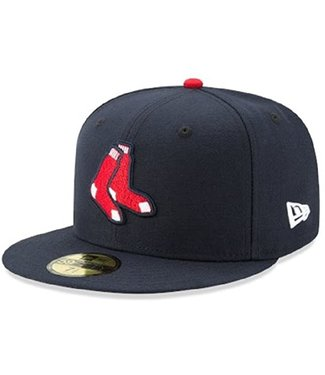 New Era Boston Red Sox New Era 59Fifty Fitted Cap