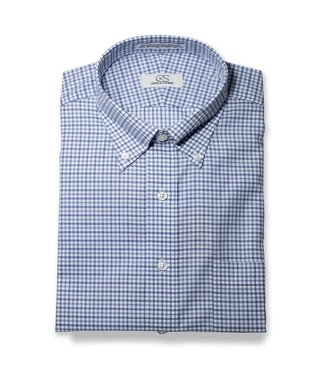 Cooper & Stewart Laredo Plaid Button Down Shirt